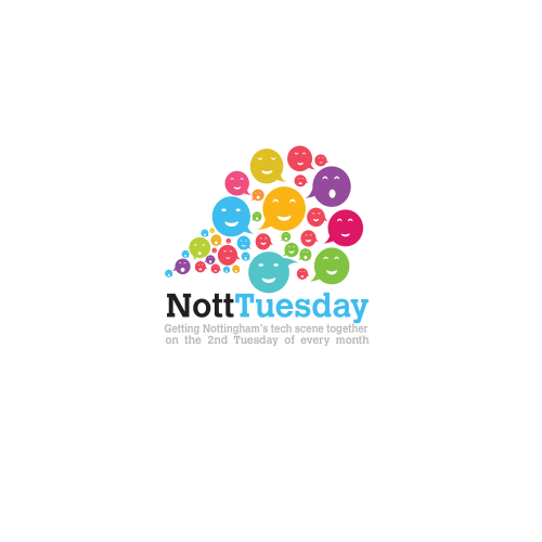 Nott Tuesday 99Design logo comp design 2