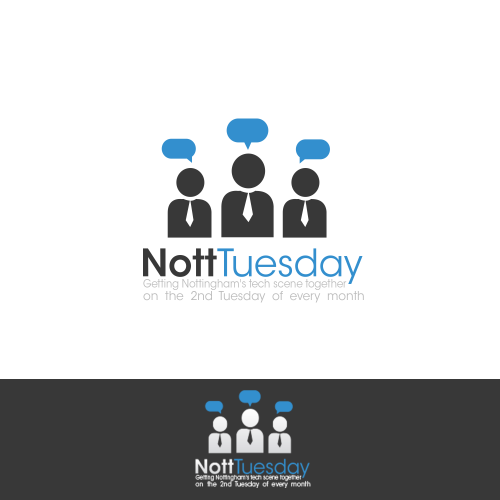 Nott Tuesday 99Design logo comp design 3
