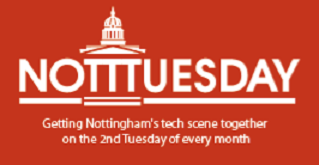 Nott Tuesday 99Design logo comp design 193 in Red2